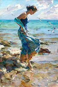 """The Allure"" Mikhail & Inessa Garmash"